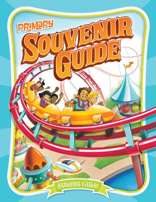 IncrediWorld Amazement Park VBS Primary Student Guides (NKJV Version; Ages 6-9; Pack of 10)  -