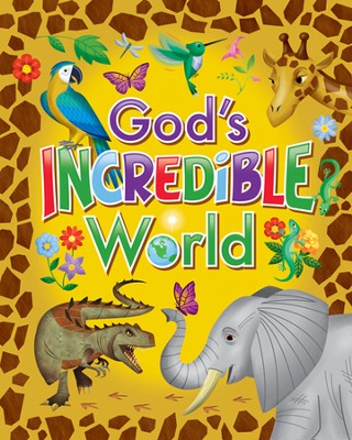 IncrediWorld Amazement Park VBS God's Incredible World Booklets (Pack of 10)  -