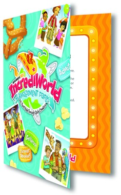 IncrediWorld Amazement Park VBS Photo Frames (Pack of 10)  -