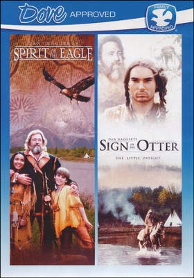 Spirit of the Eagle/Sign of the Otter Double Pack   -