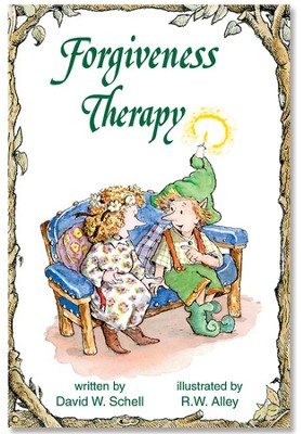 Forgiveness Therapy, Elf Help Book   -     By: David W. Schell