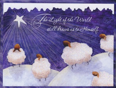 The Light of the World Christmas Cards, Box of 15   -