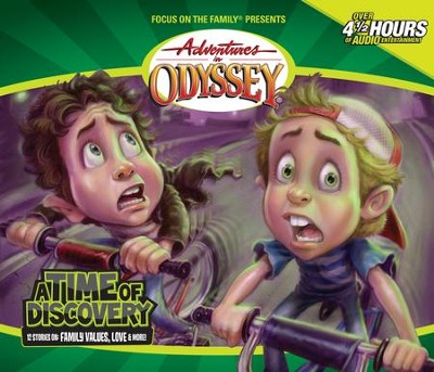 Adventures in Odyssey ® #18: A Time of Discovery  -
