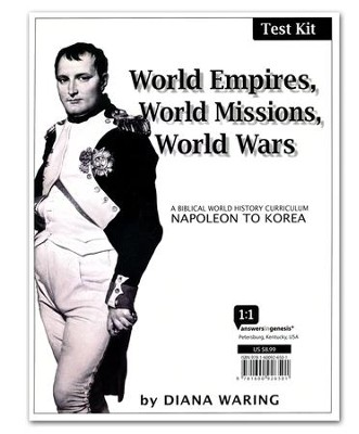World Empires, World Missions, World Wars: Test Kit  -