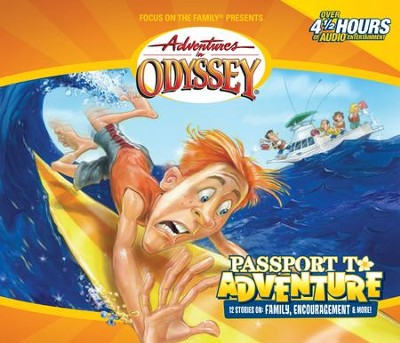 Adventures in Odyssey ® #19: Passport to Adventure  -