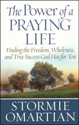 The Power of a Praying Life  - Slightly Imperfect  -     By: Stormie Omartian