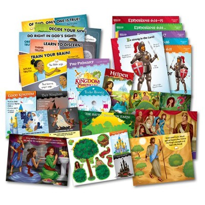 Kingdom Chronicles Toddler Teacher Resource Kit  -