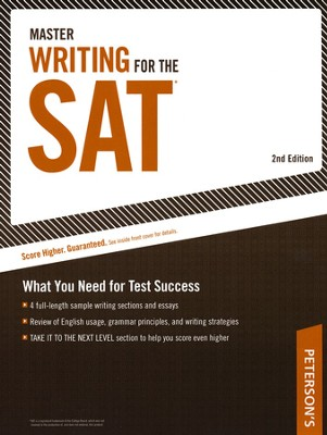 Peterson's Master Writing for the SAT 2nd Edition  -