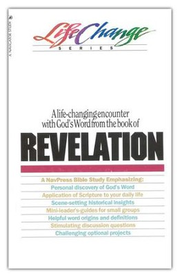 Revelation, LifeChange Bible Study   -
