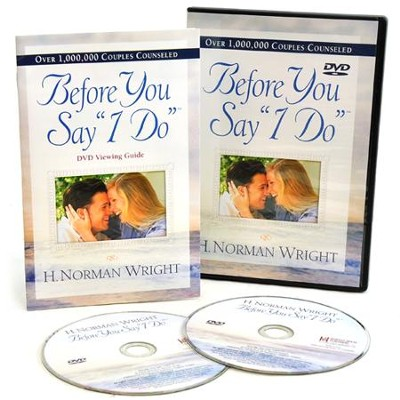 Before You Say I Do DVD Curriculum  -     By: H. Norman Wright