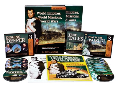 World Empires, World Missions, World Wars: Complete Set  -