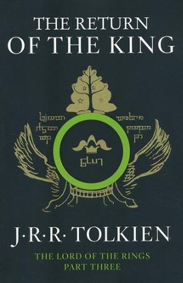 #3: The Return of the King  -     By: J.R.R. Tolkien