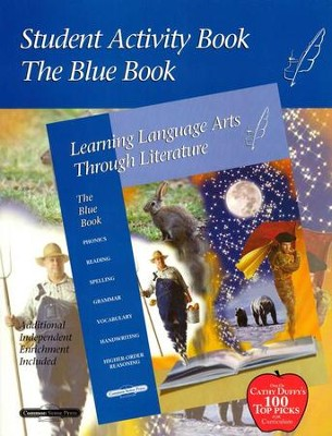 Learning Language Arts Through Literature, Grade 1, Activity, Blue   -     By: Susan S. Simpson, Debbie Strayer