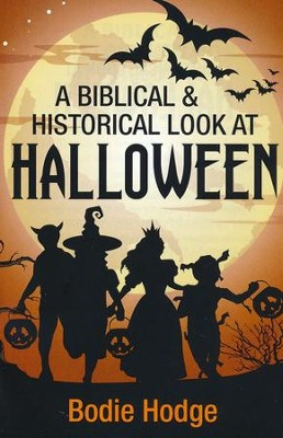 A Biblical & Historical Look at Halloween Booklet   -
