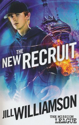 #1: The New Recruit  -     By: Jill Williamson