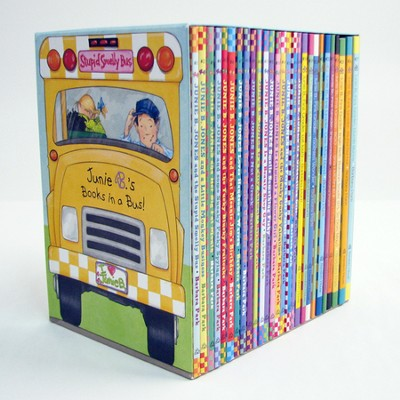 Junie B. Jones's Complete Boxed Set  -     By: Barbara Park, Denise Brunkus