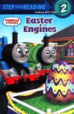Easter Engines Thomas & Friends  -     By: Rev. W. Awdry     Illustrated By: Richard Courtney
