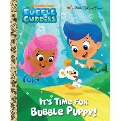 Gup, Gup and Away! Bubble Guppies  -     By: Golden Books
