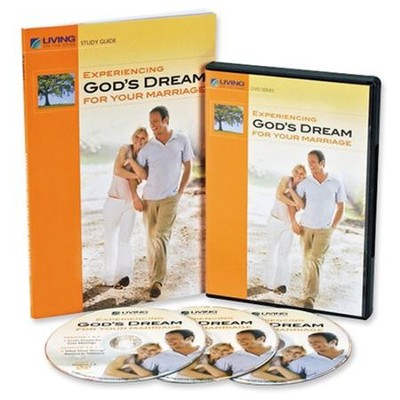 Experiencing God's Dream for Your Marriage Group Starter Kit (1 DVD Set & 5 Study Guides)  -     By: Chip Ingram