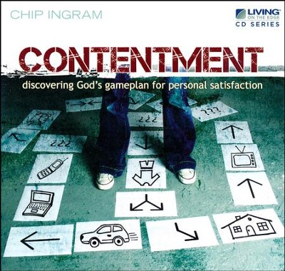 Contentment CD Series  -     By: Chip Ingram