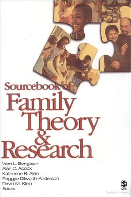 Sourcebook of Family Theory and Research  -     By: Vern L. Bengston