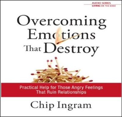 Overcoming Emotions That Destroy CD Series  -     By: Chip Ingram