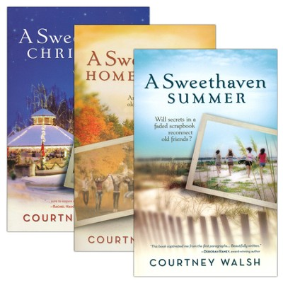 A Sweethaven Summer Series, Volumes 1-3  -     By: Courtney Walsh