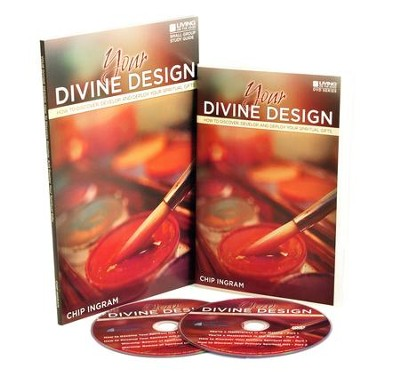 Your Divine Design Personal Study Kit (1 DVD Set & 1 Study Guide)  -     By: Chip Ingram