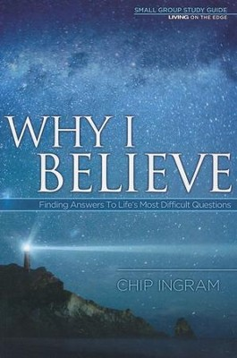 Why I Believe Study Guide - Slightly Imperfect  -     By: Chip Ingram