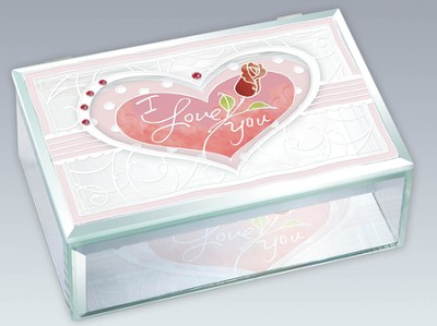 I Love You, Jewelry Box  -