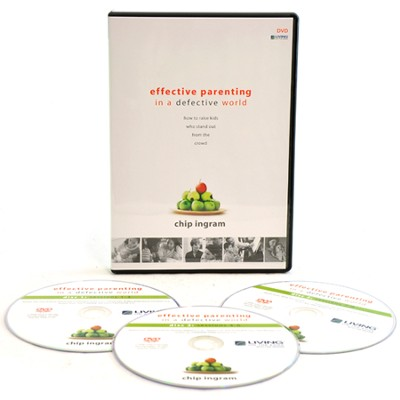 Effective Parenting In A Defective World DVD Set   -     By: Chip Ingram