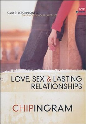 Love, Sex and Lasting Relationships, 3 DVDs   -     By: Chip Ingram