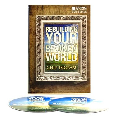 Rebuilding Your Broken World, 2 DVDs   -     By: Chip Ingram