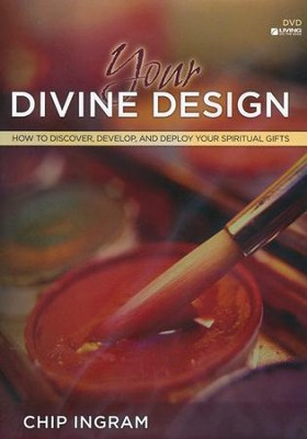 Your Divine Design, 2 DVDs   -     By: Chip Ingram