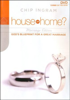 House or Home Marriage DVD Set   -     By: Chip Ingram
