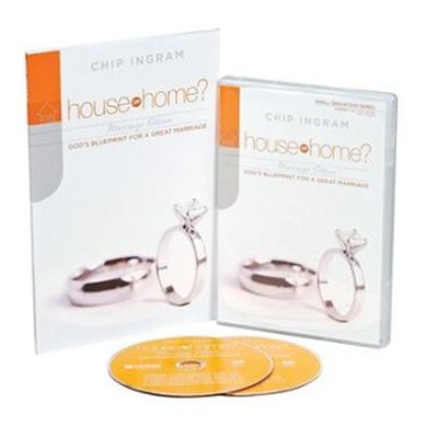 House or Home - Marriage Group Starter Kit (1 DVD Set & 5 Study Guides)  -     By: Chip Ingram
