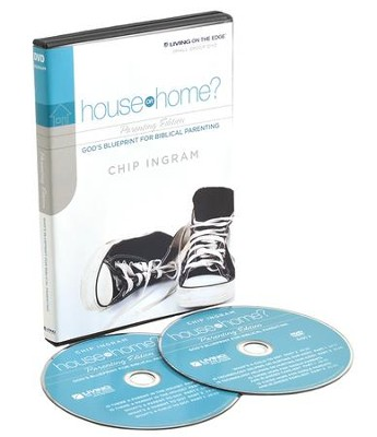 House or Home?, Parenting Edition DVD God's Blueprint for Biblical Parenting  -     By: Chip Ingram