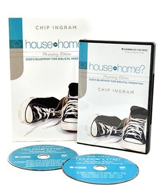 House or Home - Parenting Personal Study Kit (1 DVD Set & 1 Study Guide)  -     By: Chip Ingram