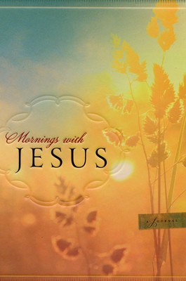 Mornings with Jesus--Journal   -     By: Guideposts Editors