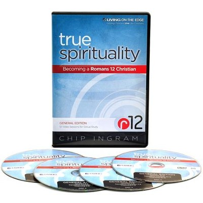 True Spirituality General Edition DVD Set   -     By: Chip Ingram