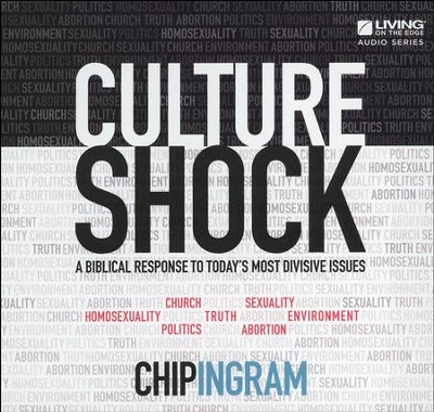 Culture Shock CD Series  -     By: Chip Ingram