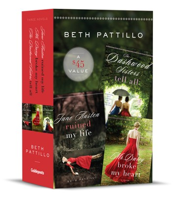 Jane Austen Series, Boxed Set  -     By: Beth Pattillo