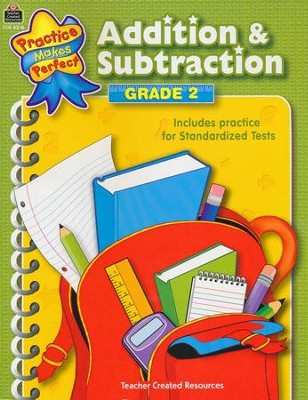 Addition & Subtraction, Grade 2   -     By: Homeschool