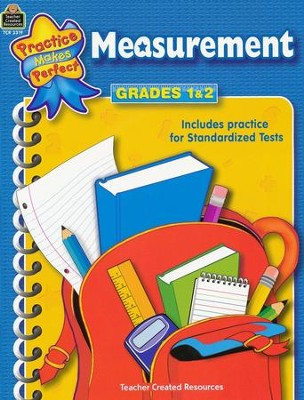 Measurement, Grades 1 & 2   -     By: Homeschool