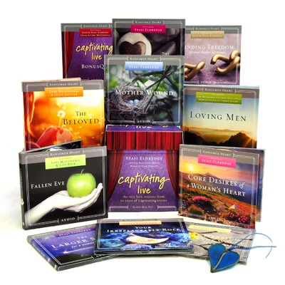 Captivating Live: The Very Best Sessions from 10 Years of Captivating Events audio box set  -     By: Stasi Eldredge, Lori McConnell