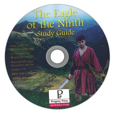 The Eagle of the Ninth Study Guide PDF on CD-Rom   -     By: Rebecca Gillilend