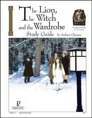 The Lion, the Witch, and the Wardrobe Progeny Press Study Guide   -     By: Andrew Clausen