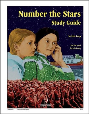 Number the Stars Progeny Press Study Guide   -     By: Lisa Leep