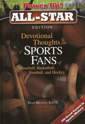 Power Up! All-Star Edition: Devotional Thoughts for Sports Fans  -
