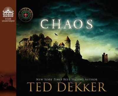 Chaos, The Lost Books Series #4, audiobook on CD   -     By: Ted Dekker